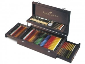 Faber-Castell - Luxe Art & Graphic Koffer
