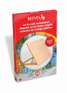 Reeves - Workstation Art & Craft A2