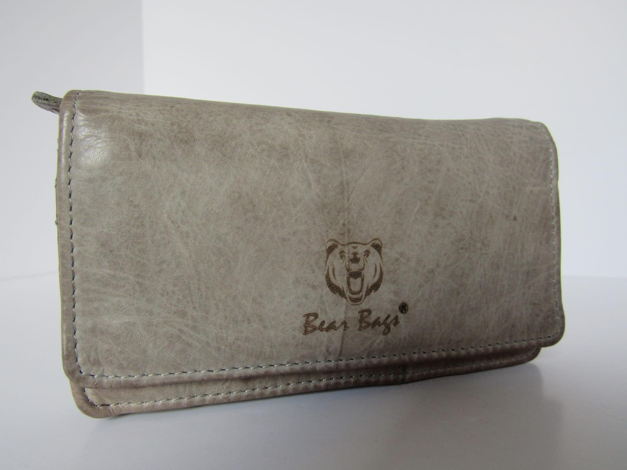 Bear Design Portemonnee Dames.Bear Design Dames Portemonnee Grizzly Vledderland Webshop